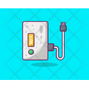 Power Bank Charging Device Power Storage Icon