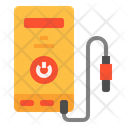 Recharge Electronics Battery Icon