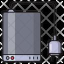 Powerbank Adapter Device Icon