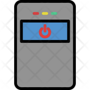 Power Bank Charging Device Hardware Icon