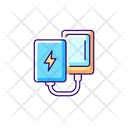 Power Bank Phone Icon