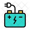 Power Battery Battery Charge Icon