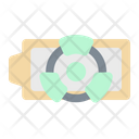 Battery Nuclear Science Icon