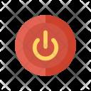 Power Shutdown Switch Icon