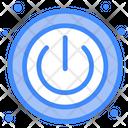 Power Button Button Off Icon