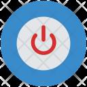 Power Button Symbol Icon