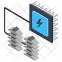Power Circuit Icon