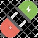 Plug Power Connector Icon