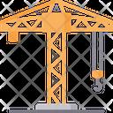 Power Crane Tower Crane Crane Icon