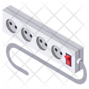 Power Extension Icon