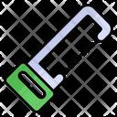 Power Hacksaw Carpenter Equipment Icon