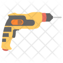 Power Hand drill Icon