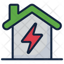 Power House Bolt Smart Home Icon