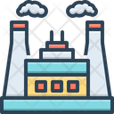 Power Industry Power Thermal Icon