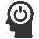 Energy Mind Power Icon