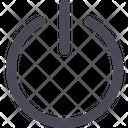 Power Off Shutdown Icon
