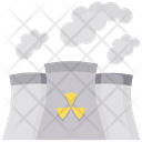 Power Plant Nuclear Plant Factory Icon