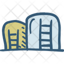 Factory Power Plant Power Generation Icon