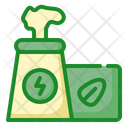 Power Plant Ecology Nature Icon