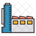 Power Plant Factory Icon