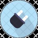 Power Plug Plug Plug Connector Icon