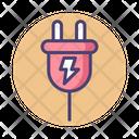 Power Plug Plug Power Icon