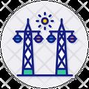 Power Poles Icon