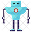 Power Robot Icon