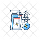 Power Service Electric Service Electricity Icon