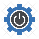 Power Shutdown Setting Icon