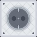 Power Socket Icon