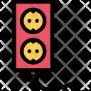 Power Socket Computer Icon