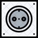 Power Socket Plumber Icon