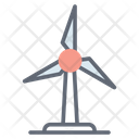 Nuclear Power Plant Power Industry Factory Icon