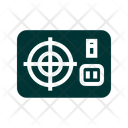 Power Supply Computer Technology Icon