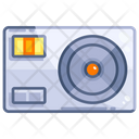 Power Supply Computer Equipment Fan Icon
