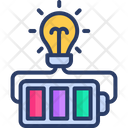 Power Supply Bettery Icon