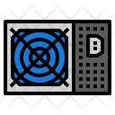 Power Supply Electricity Icon