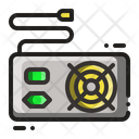 Power Supply Psu Icon