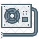 Power Supply Hardware Unit Icon