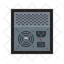 Power Supply Electricity Battery Icon
