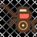 Power Tiller Icon