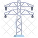 Power Tower Electric Tower Transmission Tower Icon