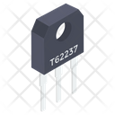 Power Transistor Icon