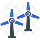 Ecology Power Wind Icon