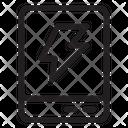Powerbank Saver Charger Icon