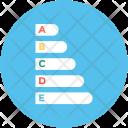 Powerbar Level Lines Icon