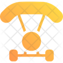 Powered Parachute Icon