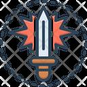 Powerful Sledgehammer Sword Icon