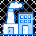 Industry Powerhouse Factory Area Icon